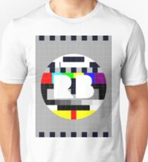 Redbubble Default Test Pattern T-Shirt
