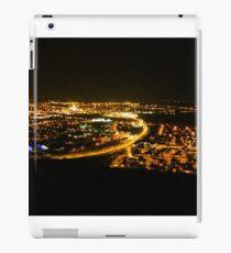 Vinilo o funda para iPad City lights