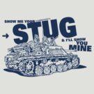 Show me your STUG! by b24flak