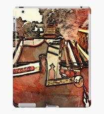 Narrow Boat Ilford iPad Case/Skin