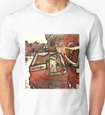 Narrow Boat Ilford T-Shirt