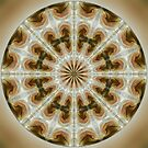 Agate and Quartz Mandala 1 by haymelter