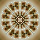 Agate and Quartz Mandala 2 by haymelter