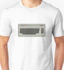Commodore 64 Pixel Art Unisex T-Shirt