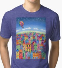 """""""In Search of a Horizon"""", 2016 Tri-blend T-Shirt"""