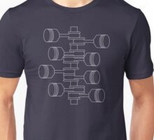 V8 Blueprint Unisex T-Shirt