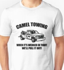 Camel Towing Wrecking Service Unisex T-Shirt