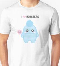 Mr. Blue Unisex T-Shirt