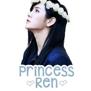 NU'EST Princess Ren ~ by TeganKain