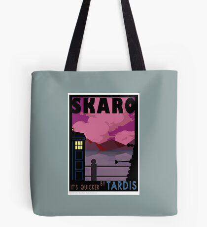 SKARO QUICKER BY TARDIS Tote Bag