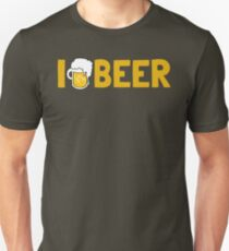 I {Heart} Beer Unisex T-Shirt