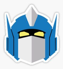 Optimus Flat Sticker
