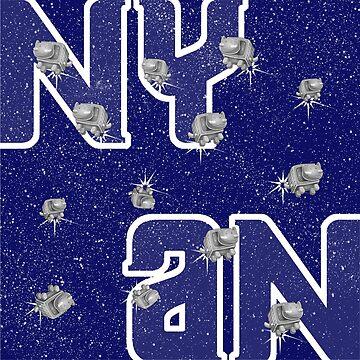 SPACE NYANNNN by PiColada