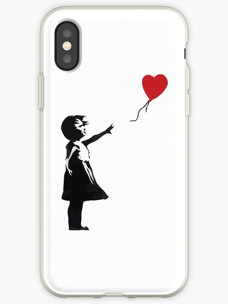 coque banksy iphone 7 plus