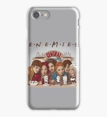 Enemies iPhone Case/Skin