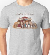 Enemies Unisex T-Shirt