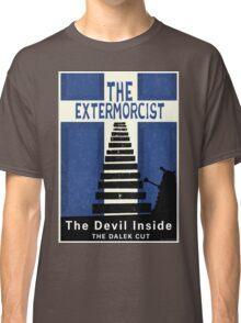 The Devil Inside. The Dalek Cut. Classic T-Shirt