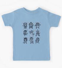 Alien Rockstar Kids Clothes