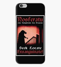 Remembrance of the Vampires iPhone Case