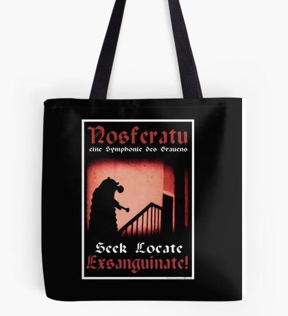 Remembrance of the Vampires Tote Bag
