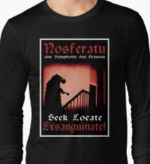 Remembrance of the Vampires Long Sleeve T-Shirt