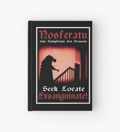 Remembrance of the Vampires Hardcover Journal