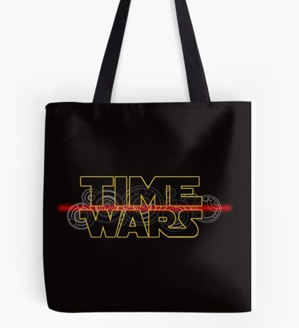 Time Wars  Tote Bag