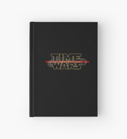 Time Wars  Hardcover Journal