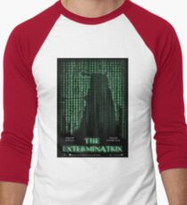 THE EXTERMINATRIX Men's Baseball ¾ T-Shirt