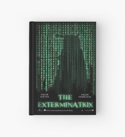 THE EXTERMINATRIX Hardcover Journal