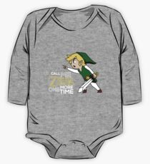 Call Me Zelda One More Time One Piece - Long Sleeve