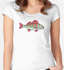fisher's dream Women's Fitted Scoop T-Shirt
