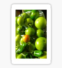 Green Tomatoes Sticker