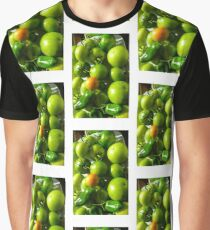 Green Tomatoes Graphic T-Shirt