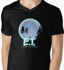 Exterminating Terrestrials Men's V-Neck T-Shirt