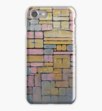 Piet Mondrian iPhone Case/Skin