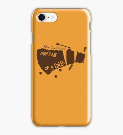 Anatomy of a Dalek iPhone Case/Skin