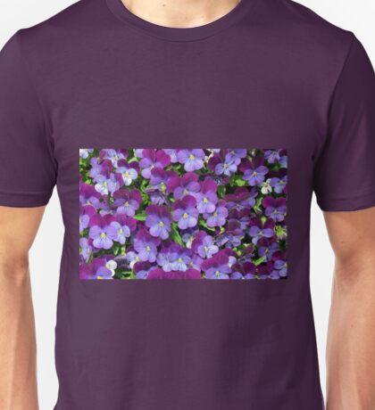 Miniature pansies T-Shirt