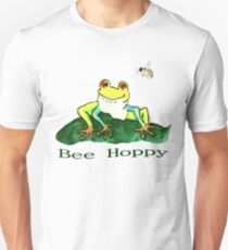 Bee Hoppy Tee Unisex T-Shirt
