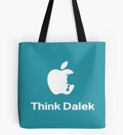 Think Dalek  Tote Bag