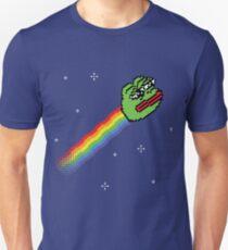 Nyan Pepe Meme Mash Up Unisex T-Shirt