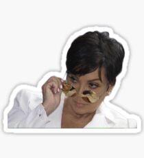 Kris Kardashian Sticker
