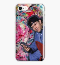 Marky Mark Wahlberg beauty art  iPhone Case/Skin