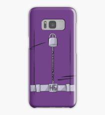 Hit Girl Frontal Samsung Galaxy Case/Skin