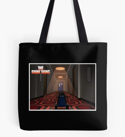 The Shiny Thing 2 Tote Bag