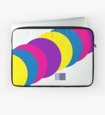 The Happy Gumball Collection - Insane White Laptop Sleeve