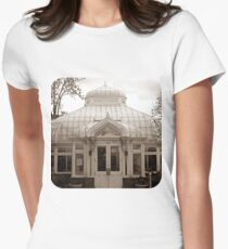 Victorian Conservatory  Women's Fitted T-Shirt