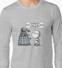 Marvin meets Who? T-Shirt