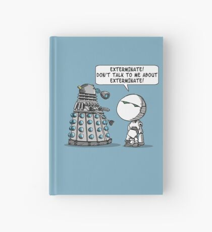 Marvin meets Who? Hardcover Journal