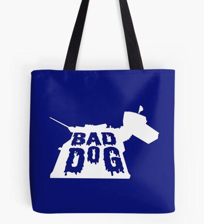 Bad Dog 3 Tote Bag